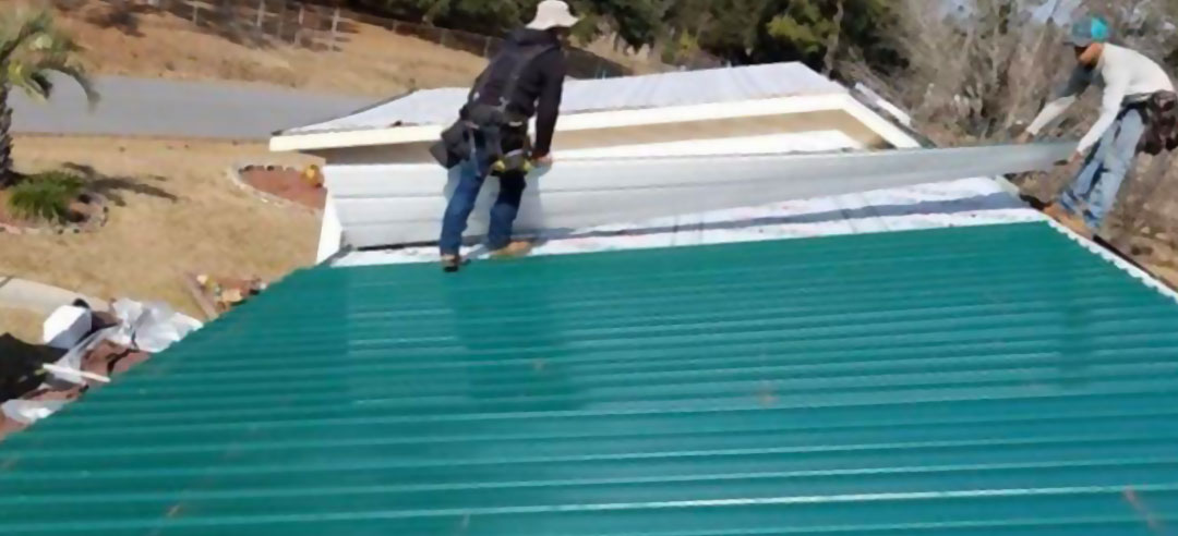 metal roofing florence sc